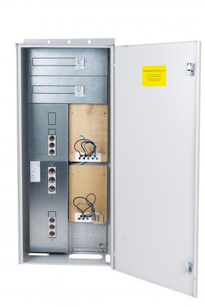 Kopplingslåda för mätarskåp MUM