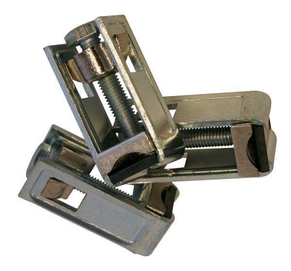 Knivsäkringssocklar 3-poliga