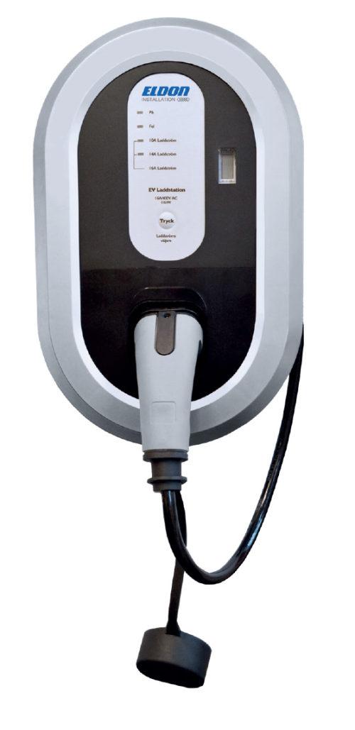 Eldon Manual EV015 laddstation - kabel.indd