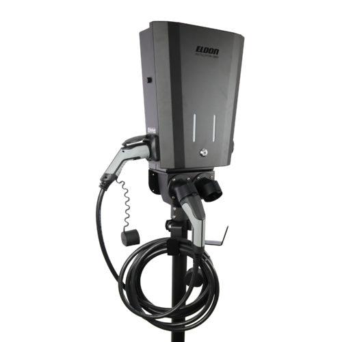 Kabelhållare för Eco Laddboxar